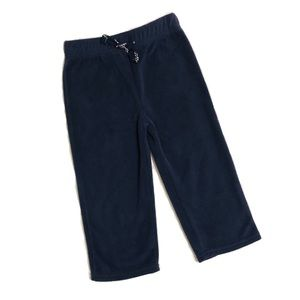 Carter's Dark Blue Fleece Sweatpants Size 18mo